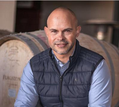 Gerhard Swart Flagstone Wines