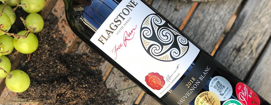 Flagstone Wines - Free Run Vegan Wine